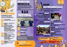 Dépliant du Festival page 2