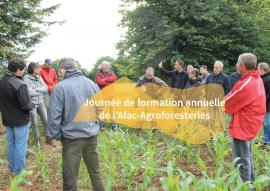 Journée formation Afac-Agroforesteries