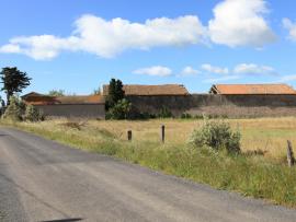 Le patrimoine bâti, Domaine du Grand Clavelet © F. Hébraud-CAUE34
