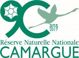 Logo 90 ans RNN Camargue
