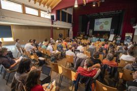 Congrès 2019 à Le-Monêtier-les-Bains © P.Saulay - PN Ecrins