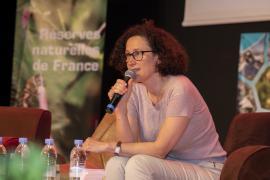 Congrès 2019 à Le-Monêtier-les-Bains en présence d'Emmanuelle Wargon, Ministre d'Etat © P.Saulay - PN Ecrins