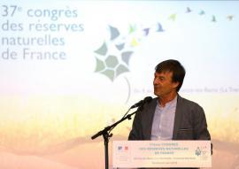 Congrès 2018 à Ronce-les-Bains en présence de Monsieur le Ministre Nicolas Hulot - © A.Deniau