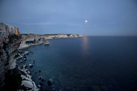La falaise de Bonifacio et le cap de Pertusato - © M. Cristofani / Coeurs de Nature / SIPA