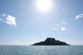 Vue de l'île - © RN Ile du Gd Connétable