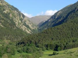 Vue de la vallée d'Eyne - © Jack_ma / Commons