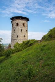 La tour Grégoire - © RN Pointe de Givet