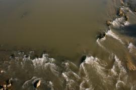 Rapides sur la Garonne - © M. Peel / Commons