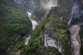 Gorges du Verdon - © M. Cristofani / Coeurs de nature / SIPA