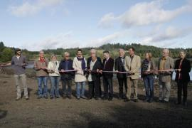 Inauguration de la réserve - © CR Auvergne