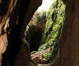 Intérieur de la caverne - © Frapna Rhone Alpes